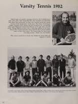 1982 Mt. Pleasant High School Yearbook Page 156 & 157
