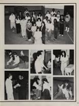 1982 Mt. Pleasant High School Yearbook Page 166 & 167