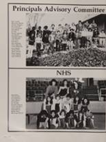 1982 Mt. Pleasant High School Yearbook Page 182 & 183
