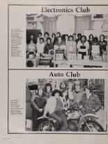 1982 Mt. Pleasant High School Yearbook Page 184 & 185