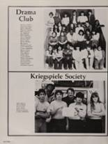 1982 Mt. Pleasant High School Yearbook Page 188 & 189