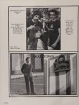 1982 Mt. Pleasant High School Yearbook Page 202 & 203
