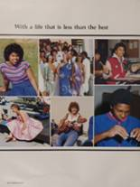 1982 Mt. Pleasant High School Yearbook Page 214 & 215