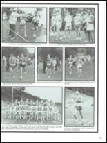 1995 Vestavia Hills High School Yearbook Page 104 & 105
