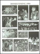 1995 Vestavia Hills High School Yearbook Page 168 & 169