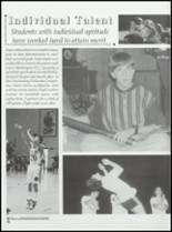 1998 Clyde High School Yearbook Page 28 & 29