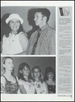 1998 Clyde High School Yearbook Page 50 & 51