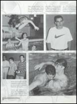 1998 Clyde High School Yearbook Page 56 & 57