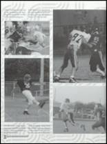 1998 Clyde High School Yearbook Page 74 & 75