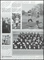 1998 Clyde High School Yearbook Page 84 & 85