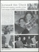 1998 Clyde High School Yearbook Page 104 & 105