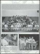1998 Clyde High School Yearbook Page 140 & 141