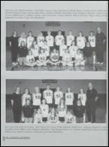 1998 Clyde High School Yearbook Page 150 & 151