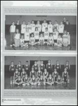 1998 Clyde High School Yearbook Page 152 & 153