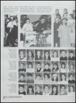 1998 Clyde High School Yearbook Page 166 & 167