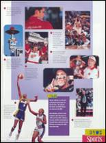 1998 Clyde High School Yearbook Page 234 & 235