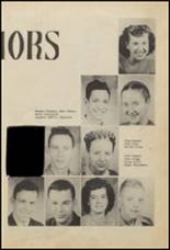 1948 Shidler High School Yearbook Page 18 & 19