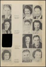 1948 Shidler High School Yearbook Page 20 & 21