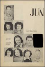 1948 Shidler High School Yearbook Page 22 & 23