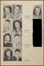 1948 Shidler High School Yearbook Page 24 & 25