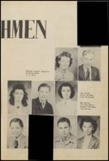 1948 Shidler High School Yearbook Page 30 & 31