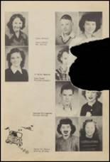 1948 Shidler High School Yearbook Page 32 & 33