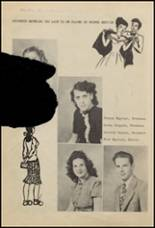 1948 Shidler High School Yearbook Page 34 & 35