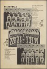 1948 Shidler High School Yearbook Page 54 & 55