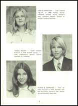1973 Palm Beach Day School Yearbook Page 12 & 13