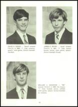 1973 Palm Beach Day School Yearbook Page 14 & 15