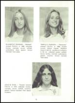1973 Palm Beach Day School Yearbook Page 16 & 17