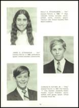 1973 Palm Beach Day School Yearbook Page 18 & 19