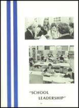 1973 Palm Beach Day School Yearbook Page 20 & 21