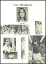 1973 Palm Beach Day School Yearbook Page 32 & 33