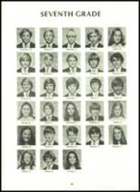 1973 Palm Beach Day School Yearbook Page 34 & 35