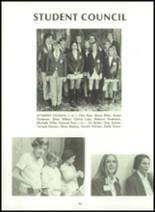 1973 Palm Beach Day School Yearbook Page 46 & 47