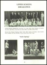1973 Palm Beach Day School Yearbook Page 52 & 53