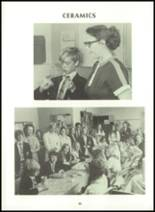 1973 Palm Beach Day School Yearbook Page 54 & 55
