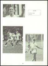 1973 Palm Beach Day School Yearbook Page 62 & 63
