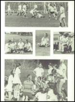 1973 Palm Beach Day School Yearbook Page 64 & 65
