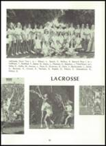 1973 Palm Beach Day School Yearbook Page 66 & 67