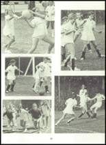1973 Palm Beach Day School Yearbook Page 70 & 71