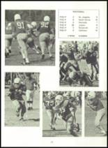 1973 Palm Beach Day School Yearbook Page 74 & 75