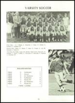 1973 Palm Beach Day School Yearbook Page 76 & 77