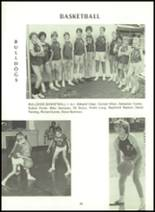 1973 Palm Beach Day School Yearbook Page 80 & 81
