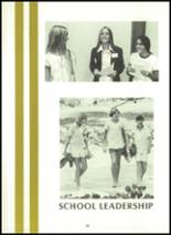 1973 Palm Beach Day School Yearbook Page 86 & 87