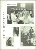 1973 Palm Beach Day School Yearbook Page 88 & 89