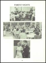 1973 Palm Beach Day School Yearbook Page 90 & 91