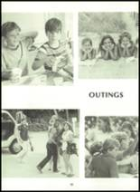1973 Palm Beach Day School Yearbook Page 92 & 93