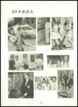 1973 Palm Beach Day School Yearbook Page 132 & 133